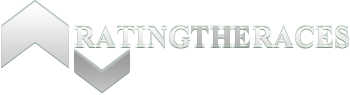 horse racing rating logo
